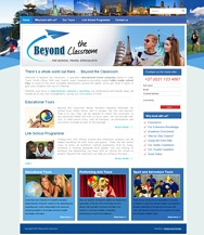 WORDPRESS WEBSITE - CLICK HERE TO GO TO BEYOND THE CLASSROOM