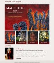 MAGNETITE - The Book