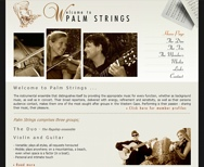 click here to go to The Palm Strings Quartet