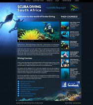 click here to go to Scuba Diving South Africa